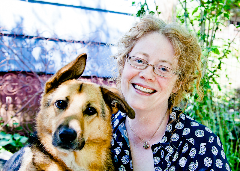 german shepard dog author Tiffany Pitts