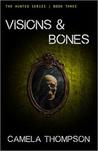 Book 3 of the Hunted series